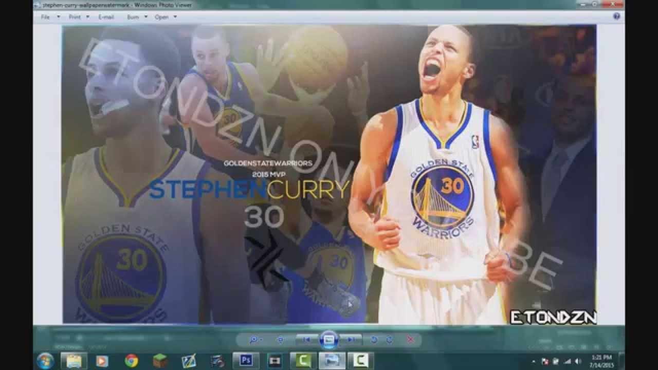 Stephen Curry Wallpaper Etondzn