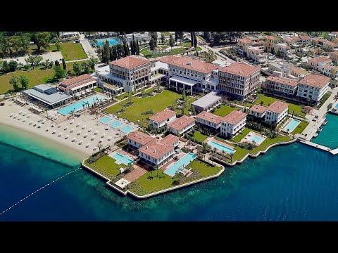 One&Only Portonovi | PHENOMENAL ultra-luxe hotel (Montenegro) – full tour