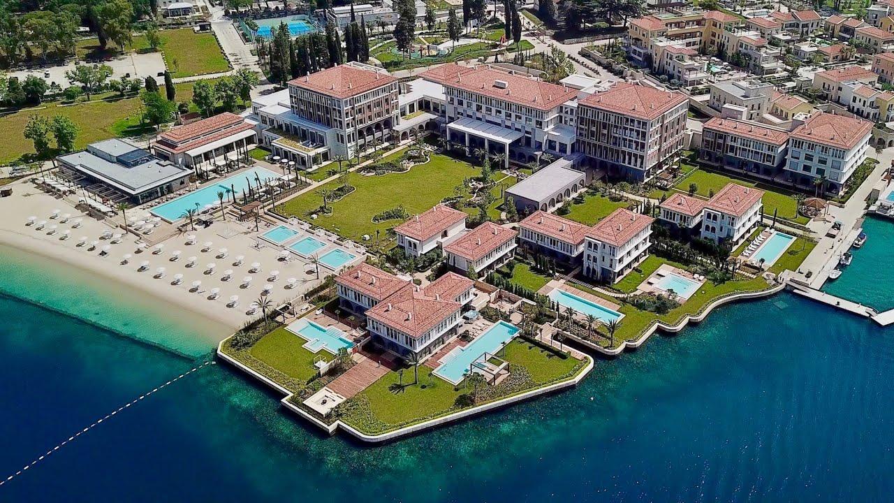 One&Only Portonovi | PHENOMENAL ultra-luxe hotel (Montenegro) - full tour