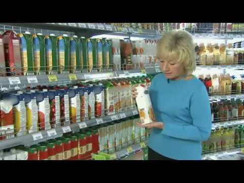 Грейпфрутовый сок Контрольная закупка
