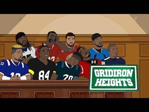 Gridiron Heights, Season 2, Ep. 13: WTF Is a Catch? NFL Challenge Court Is in Session