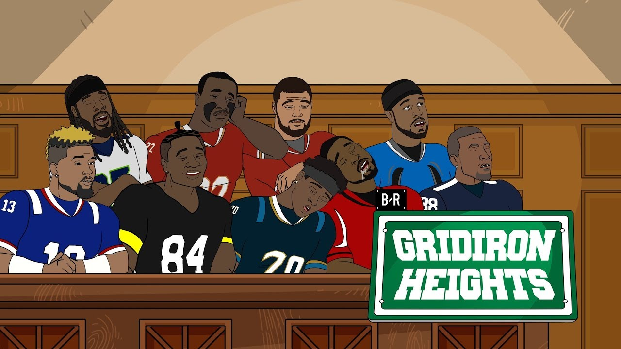 gridiron-heights-season-2-ep-13-wtf-is-a-catch-nfl-challenge-court-is-in-session