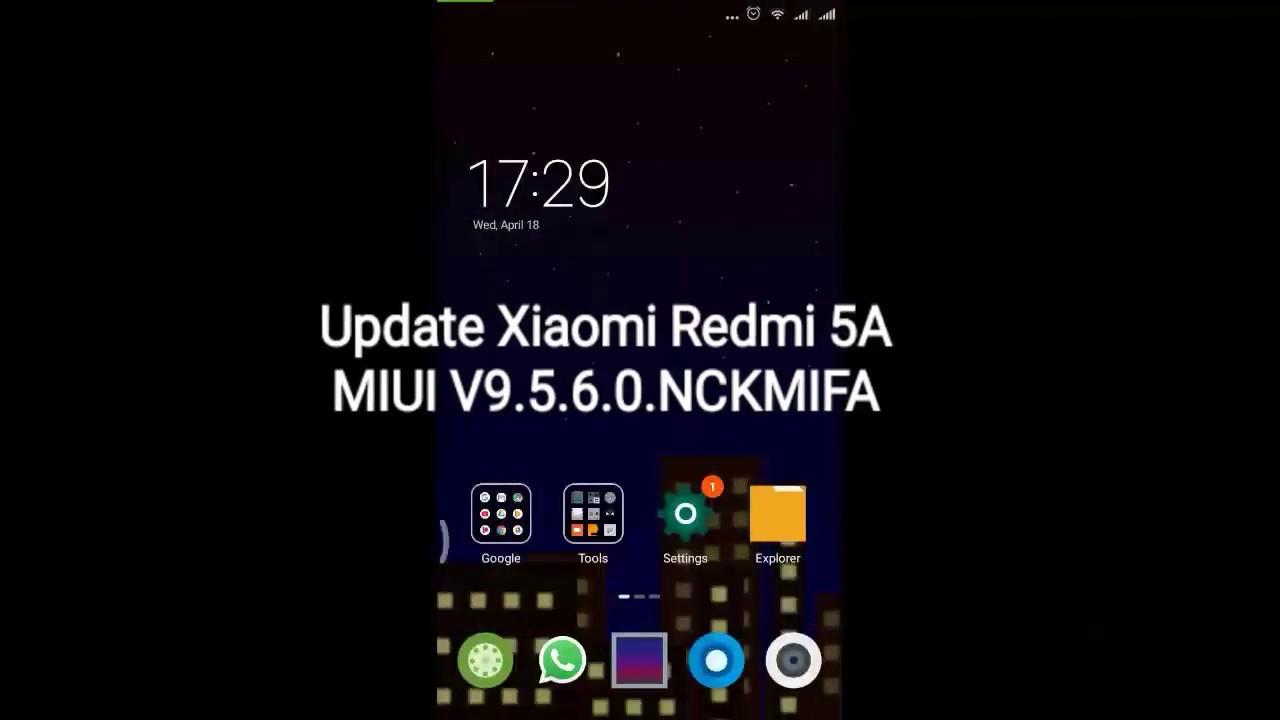 Review Update Terbaru Xiaomi Miui V9 5 6 0 Nckmifa Youtube