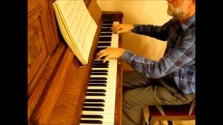 Je fais de la musique: carl czerny, Etiude D, Op. 849