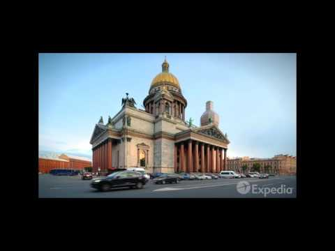 Travel guide to the city of St Petersburg, Russia