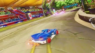 Team Sonic Racing Walkthrough - Gameplay Part 3 - Guess Who's Back