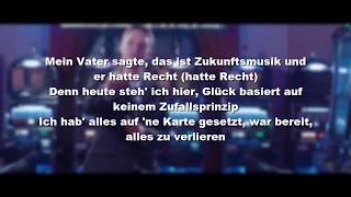 Dame - Zukunftsmusik (Lyrics)