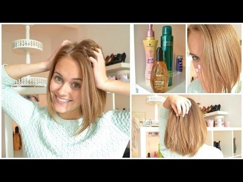 Wie Schnell Wachsen Haare Am Tag