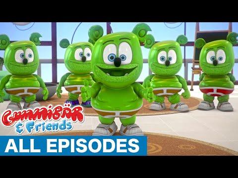 The Gummy Bear Show Season 1 Marathon - All 39 Full Episodes of Gummibär & Friends