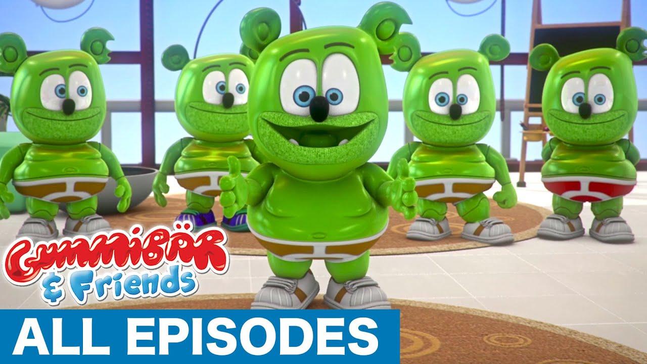 Download The Gummy Bear Show Season 1 Marathon - All 39 Full Episodes of Gummibär & Friends