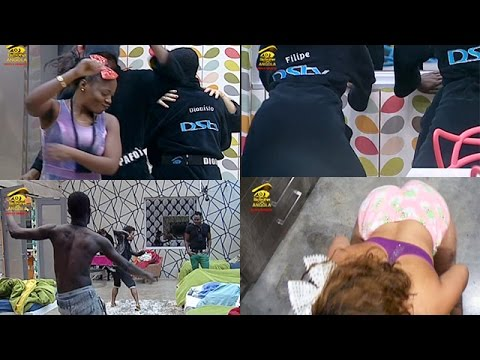 Big Brother Angola-  Toques Para O Jango!