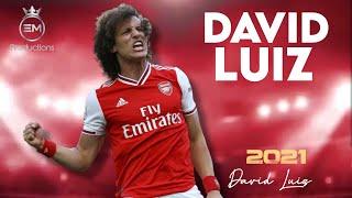 David Luiz ► Defensive Skills, Tackles & Goals
