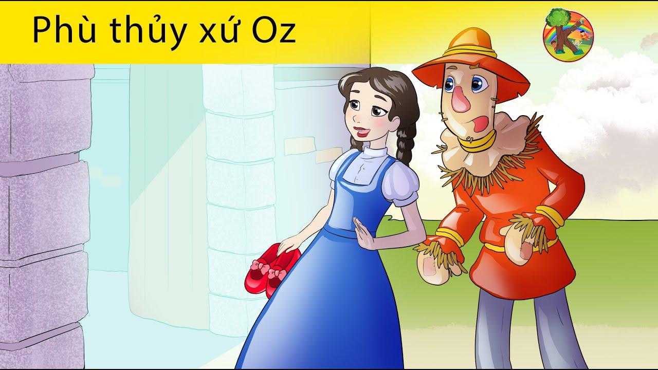 Phù thủy xứ Oz | KONDOSAN Truyện cổ tích việt nam | Hoạt hình