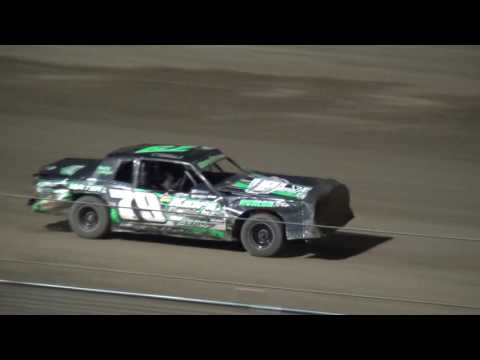 IMCA Hobby Stock feature Independence Motor Speedway 7/16/16