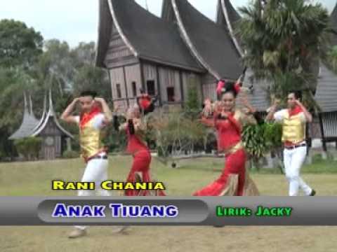 Mak Ciwel Gamad Ody Malik - Anak Tiuang Lagu Minang