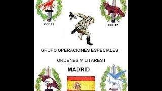 "Acto Desfile G.O.E. - 1 ""Grupo de Operaciones Especiales"""