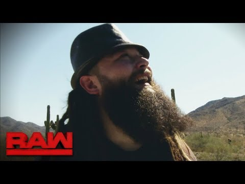 Bray Wyatt issues a mystifying proclamation from the desert: Raw, July 3, 2017