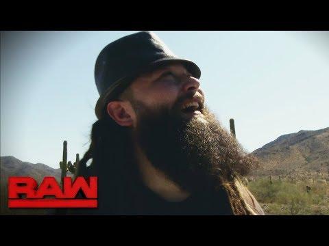 Bray Wyatt issues a mystifying proclamation from the desert: Raw, July 3, 2017