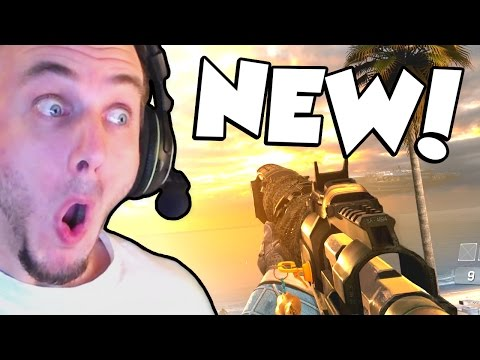 Thumbnail: THE NEW OVERPOWERED SNIPER! (Call of Duty: Infinite Warfare KBS Longbow Harbinger)