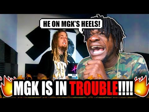 MGK IS IN TROUBLE! | CHAINZ - Floor 13 (Dance With The Devil) (MGK DISS) Response (REACTION!)