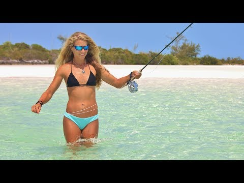 Fly Fishing In The Bonefish Capital Of The World; Andros, Bahamas