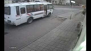 Драка на автостанции в Боровске, часть 2