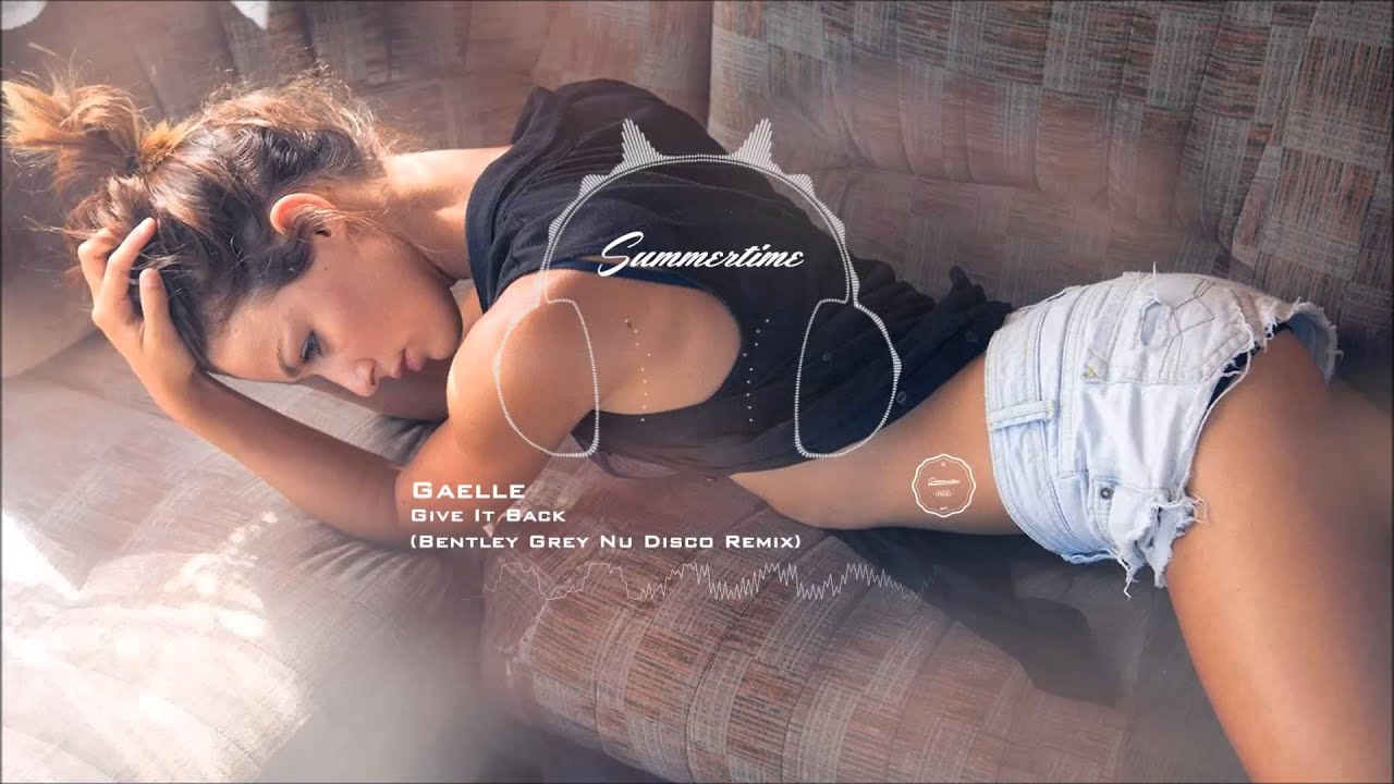 gaelle give it back (bentley grey nu disco remix) альбом