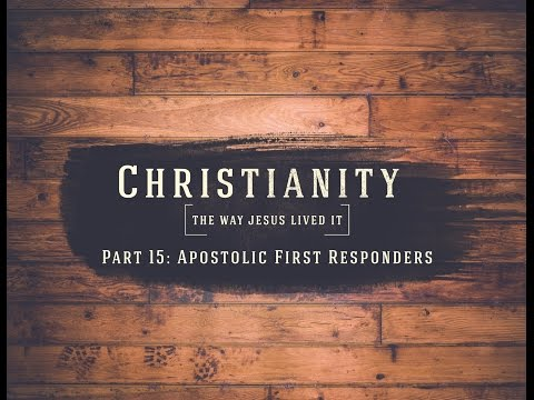 Apostolic First Responders