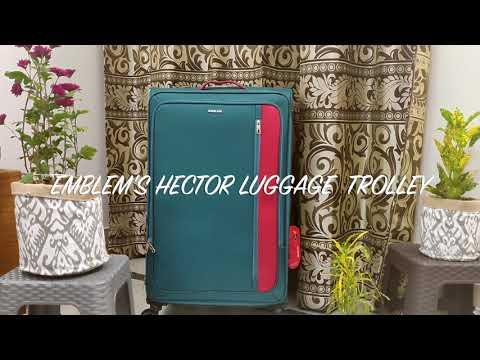 Emblem Soft Luggage Review