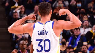 Steph Curry INSPIRATIONAL 41 PTS & 9 REB in 30 MIN! 😲