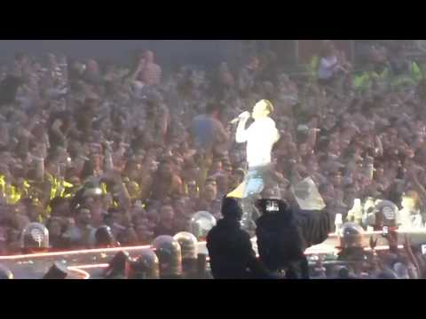 Hymn For The Weekend, Coldplay, Croke Park, Dublin, Sat 8th July 2017