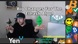 News Update - Some Possible Ethereum And Ethereum Classic Changes?