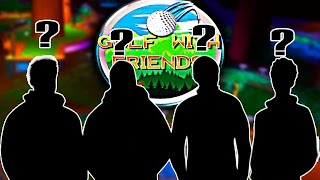 ПОЗНАЙ КОЙ Е В КЛИПА?   Golf With Your Friends