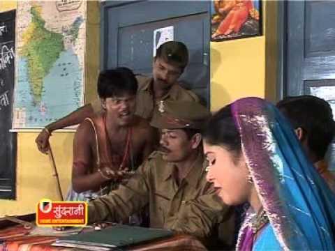 Ek Mulgi Don Jawai - Marathi Comedy Movie - Rohit Chandel