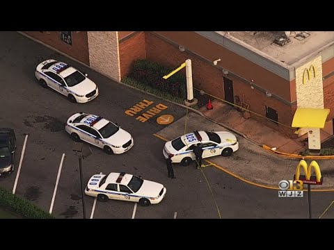 2 Injured In Shooting At Baltimore City, County Line