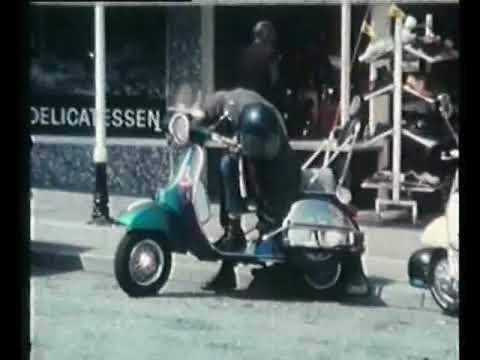 Colwyn Bay Scooter Rally 1982