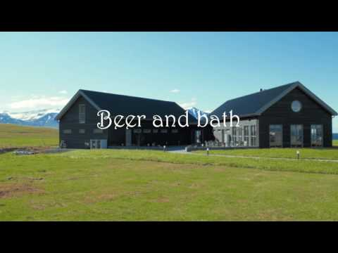 BEER & BATH - SOMEWHERE NORTH IN ICELAND