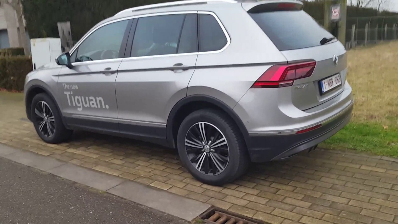 essai volkswagen tiguan 2017 2 0 tdi 150 dsg 4motion hd youtube. Black Bedroom Furniture Sets. Home Design Ideas