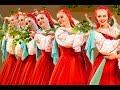 "The secret of the floating step of the Beryozka ensemble. Ансамбль ""Берёзка"""