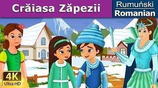 Craiasa Zapezii Povesti pentru copii Basme in limba romana Romanian Fairy Tales