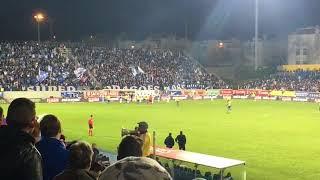 Eduardo GOAL/ Estoril 1-0 Porto. Match suspended