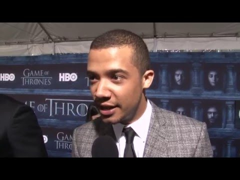 Game of Thrones (season 6): Jacob Anderson Exclusive Premiere Interview