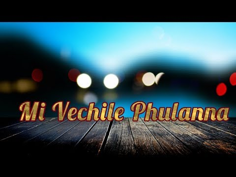 Mi Vechile Phulanna : Marathi Christian Song