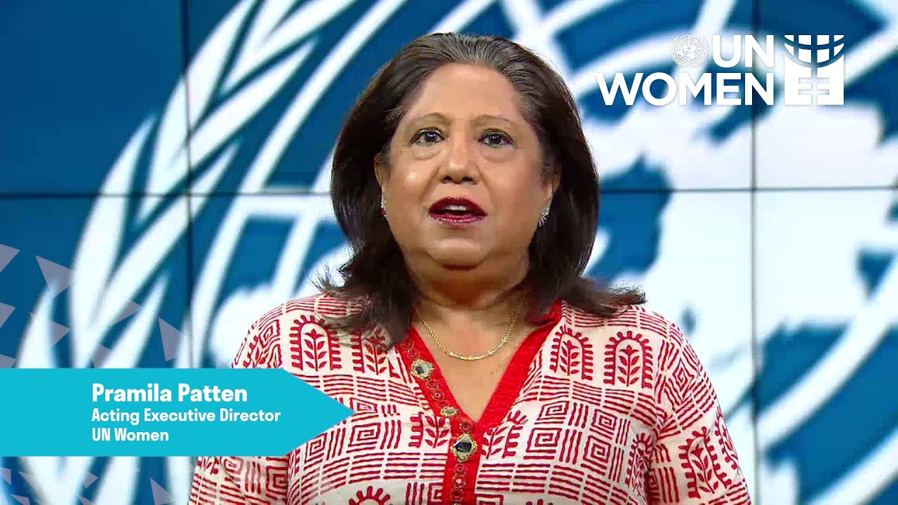 UN Women Acting Executive Director on the 2 year anniversary of the SDG3 Global Action Plan  - 00:56-2021 / 9 / 24