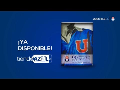 Lanzamiento nuevo libro 90 años Universidad de Chile