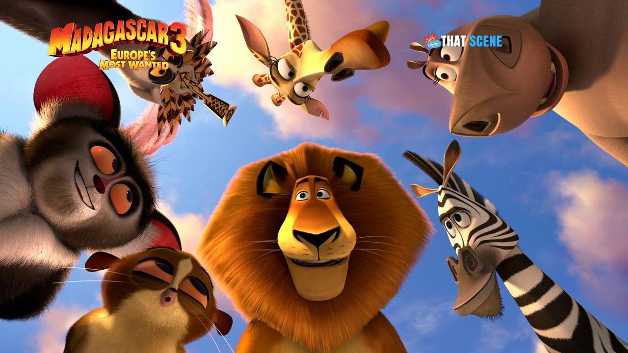 Download Best Of King Julien & Mort from Madagascar - THAT SCENE