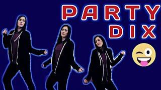 CLASSIC PARTY DIX | ROSE ELLEN DIX DANCING