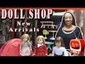 DOLL SHOP - New Arrivals: American Girl Beds, Dining Sets and Horses