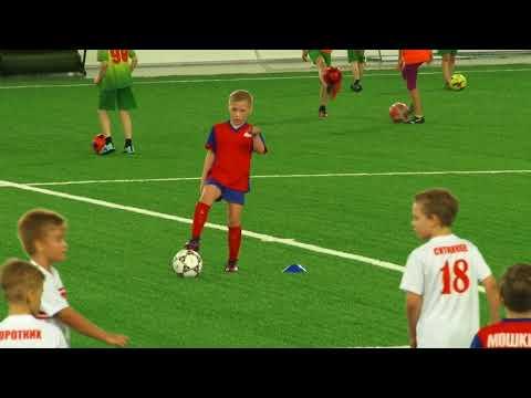 Детский турнир на призы ДЮСШ «Новосибирск» по футболу