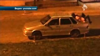 В Ставрополе автоледи устроила пьяное шоу прямо на проезжей части